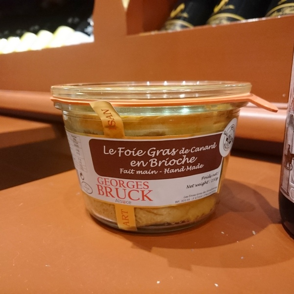 5 idées cadeaux gourmands made in Strasbourg pour Noël ! Georges Buck