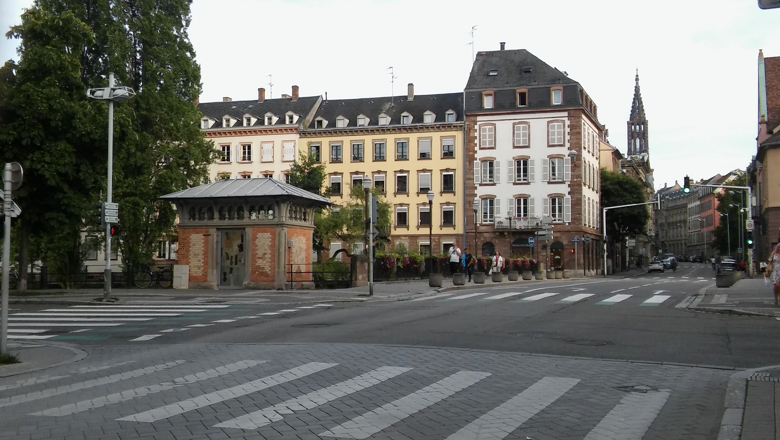 Edicule du Faubourg de Pierre