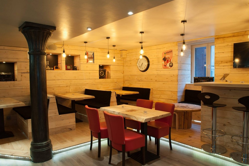 Au Bercail Restaurant Strasbourg