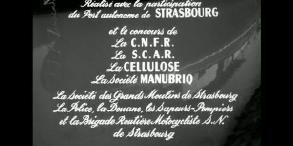 Ressources Strasbourgeoise au générique