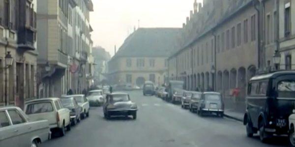 DS rue de L'ancienne Douane
