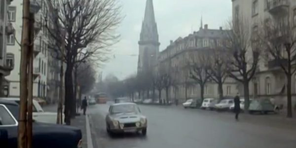 Avenue de la Forêt Noire