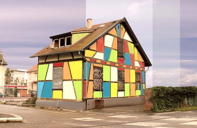 La maison Citoyenne de Strasbourg