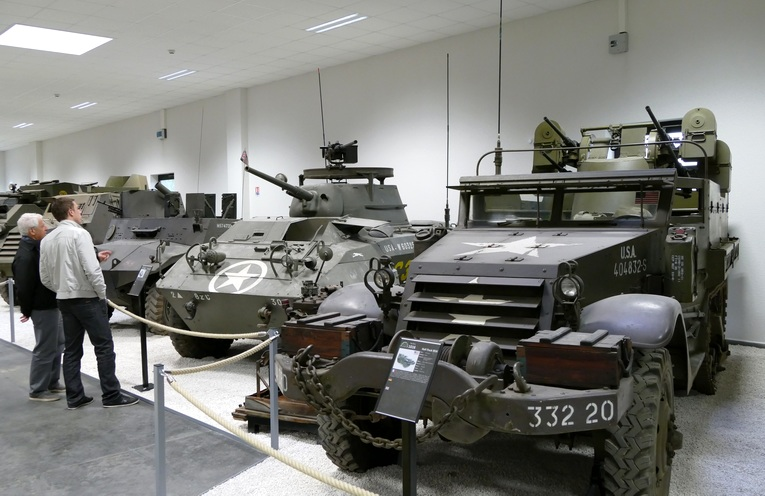 MM Park France La Wantzenau Musée seconde guerre mondiale