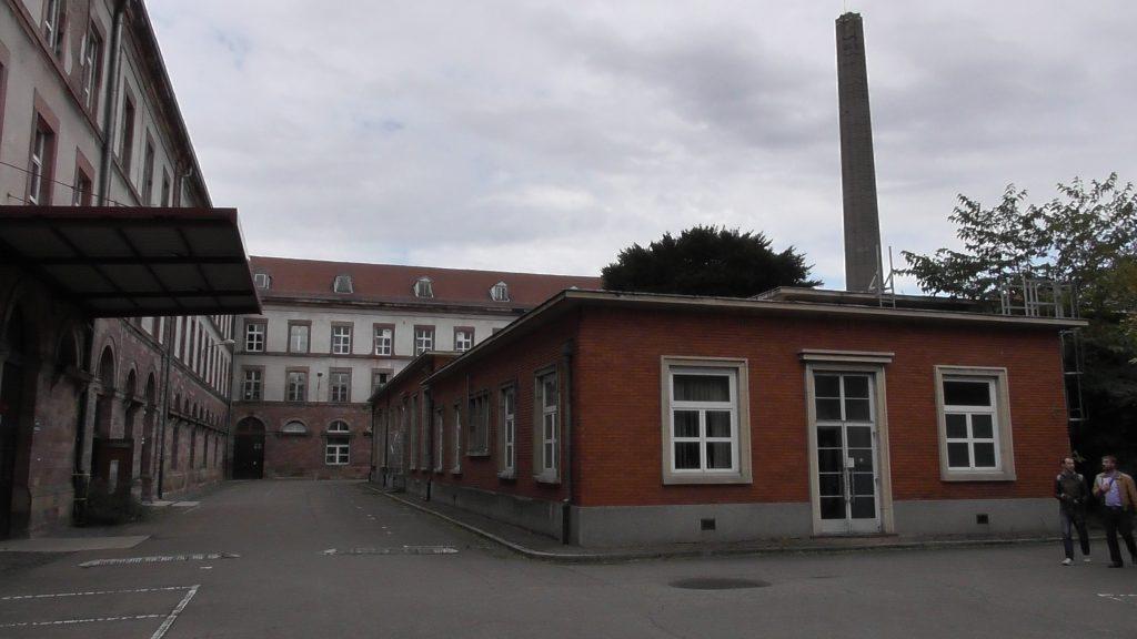 Journées Européennes du Patrimoines, dernière visite à la manufacture des tabacs de Strasbourg avant la réhabilitation du lieu