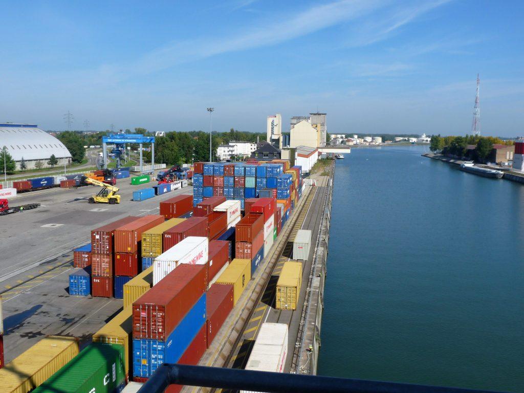 Port Autonome de Strasboug