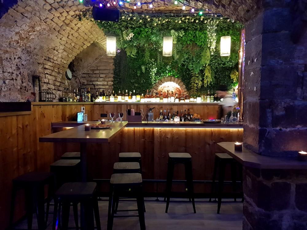 La Cabane Bar à cocktails Strasbourg