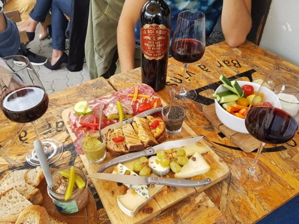 Le Bar à XX, le bar à vins parfait à Strasbourg !