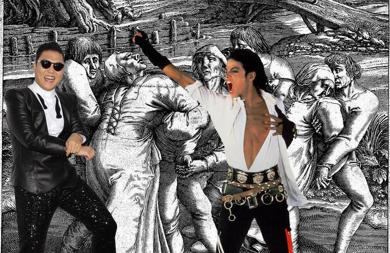 L'Épidémie de danse mortelle de 1518 à Strasbourg