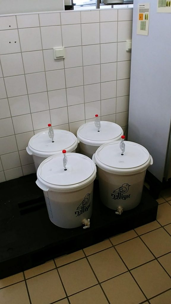 Atelier brassage de bière