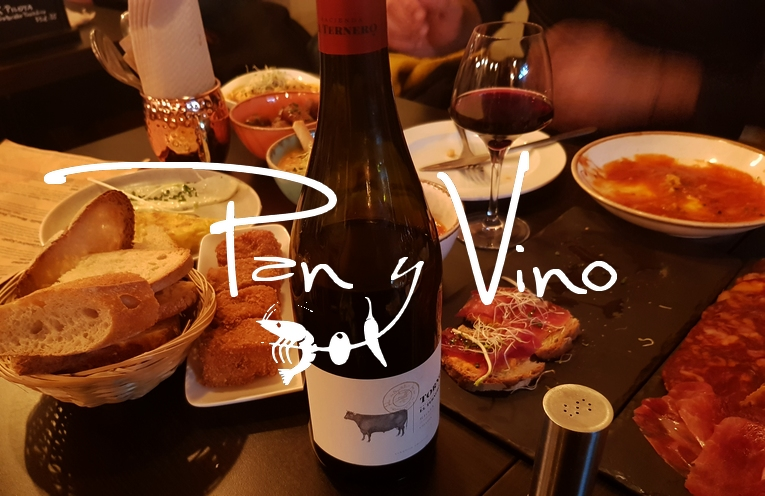 Pan y Vino, pour des tapas aussi beaux que bons