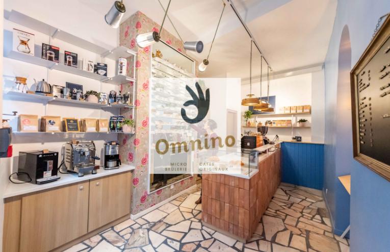 Omnino : Du café comme vous n'en avez jamais bu