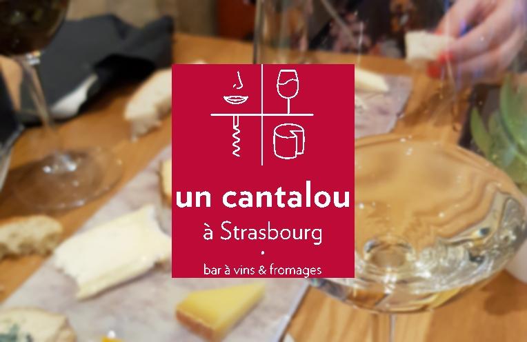 Un Cantalou à Strasbourg, divine fusion de l'Alsace et de l'Auvergne !