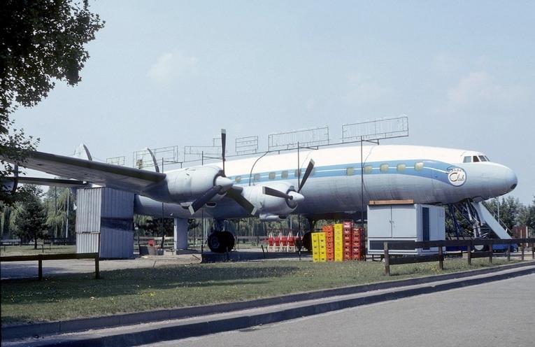Strasbourg Disparu #7 : L'Avion Bar-Discothèque !