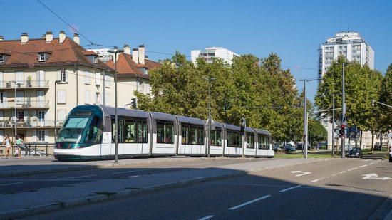 Les arrêts de tram strasbourgeois #3 : Winston Churchill