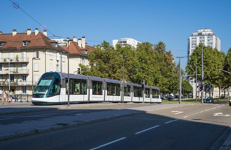 Les stations de tram strasbourgeois #3 : Winston Churchill