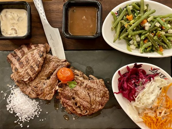 Elite Steak house, le Salt Bae strasbourgeois à la Meinau