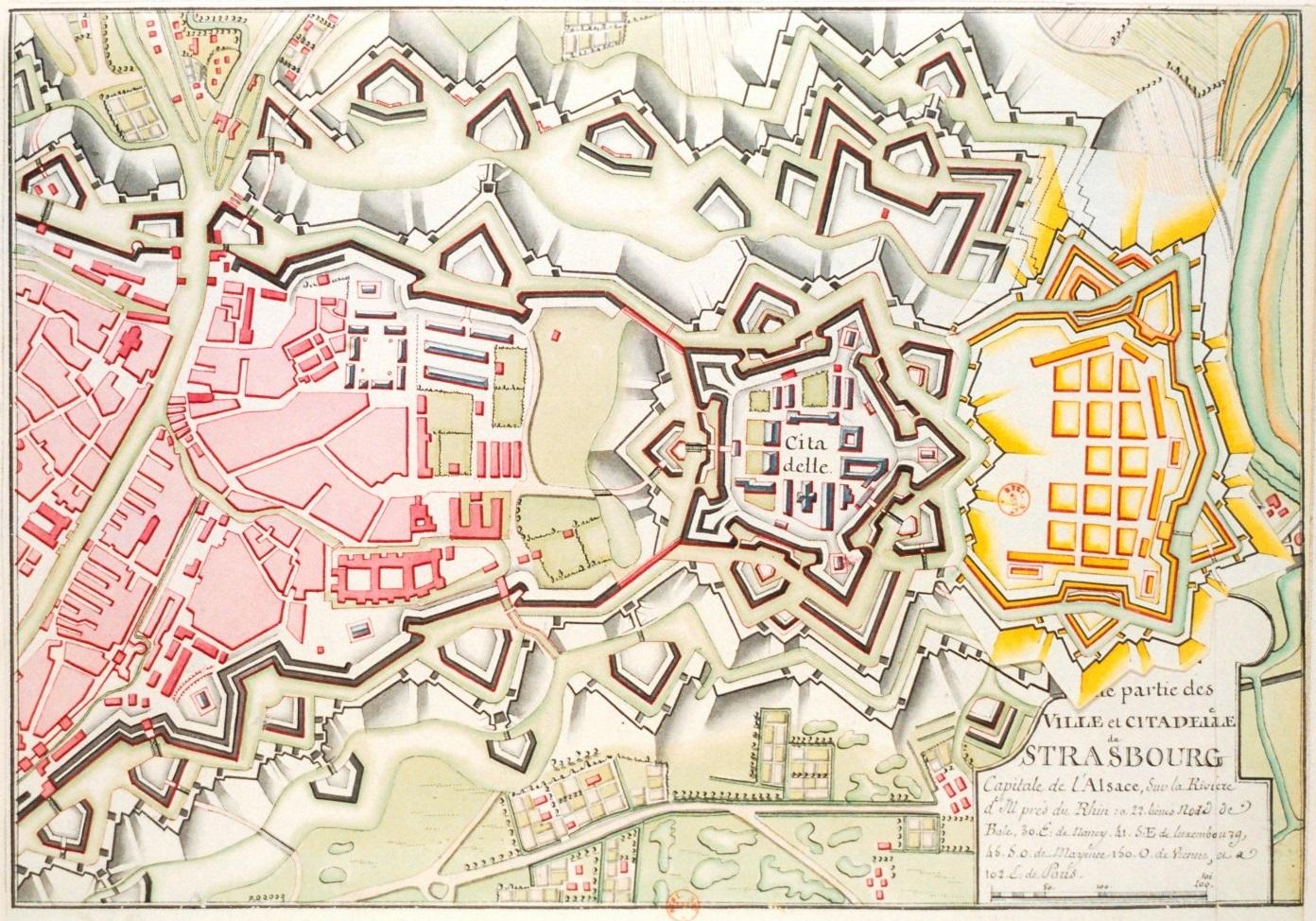 Brève histoire de la Citadelle de Strasbourg