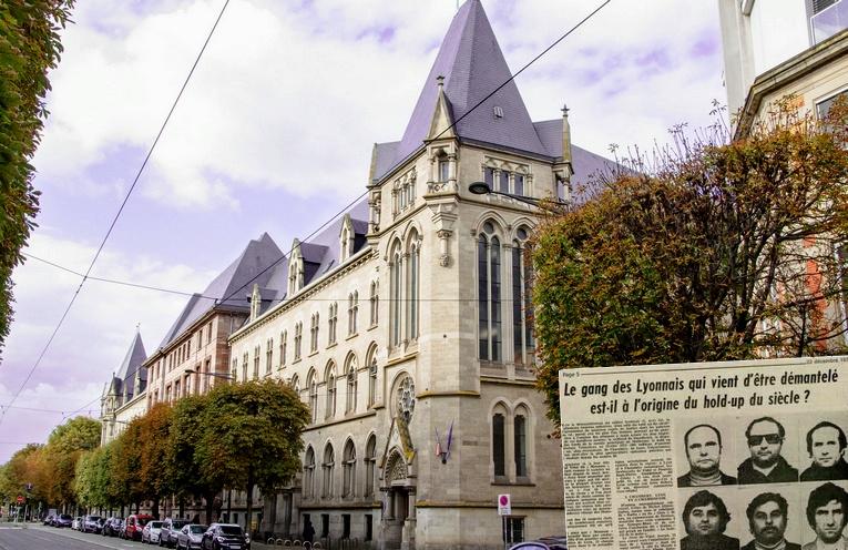 Le casse du siècle à Strasbourg en 1971 par le gang des lyonnais