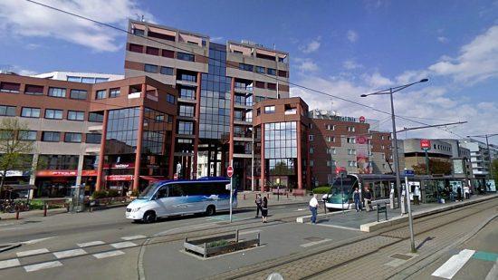 Les stations de tram strasbourgeois #4 : Futura Glacière