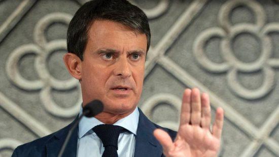 🔴EN DIRECT – Municipales : Manuel Valls se présente à Strasbourg –