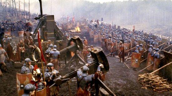 La bataille de Strasbourg (Argentoratum) en 357 : l'Empire romain contre les Alamans