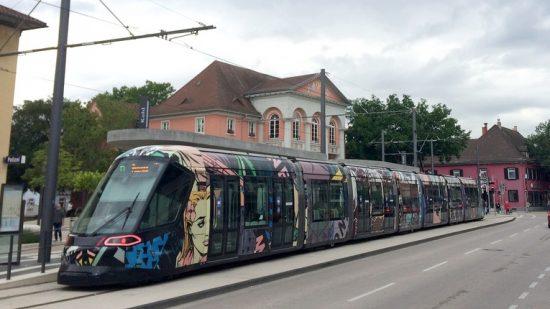 Les arrêts de tram strasbourgeois #5 : Kehl Rathaus