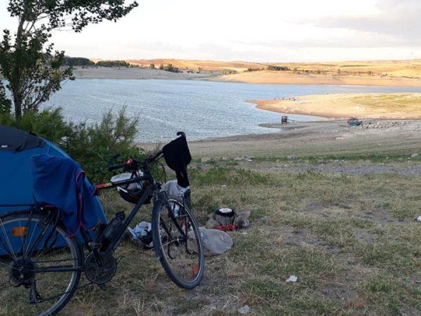 Rejoindre la Mongolie à vélo, depuis l'Alsace!
