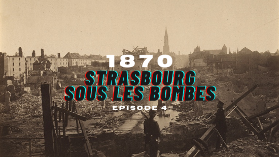Strasbourg 1870 ép.4 : La capitulation