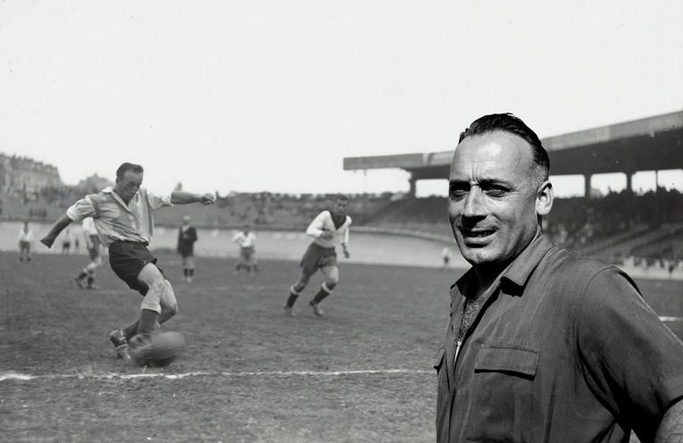 Oscar Heisserer, le meilleur footballeur alsacien de l'histoire