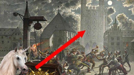 Strasbourg Disparu #10 : La Tour du trésor de Strasbourg (Pfennigturm)